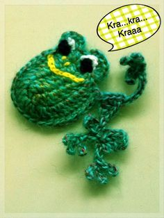 Rana uncinetto crochet 2013