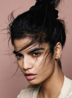 Bhumika Arora by Daniel Jackson for Teen Vogue March 2016