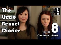 Charlotte's Back! - Ep: 8 All of these videos are great!! Modern day Pride & Prejudice. :)