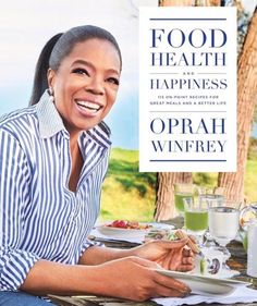 Oprah Winfrey : Available today!  #FoodHealthHappiness (Link in bio)