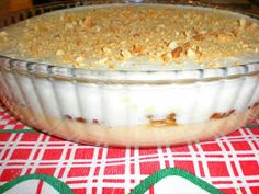 Portuguese Desserts, Portuguese Recipes, Portuguese Food, Delicious Desserts, Dessert Recipes, Trifle, I Foods, Coco, Macaroni And Cheese