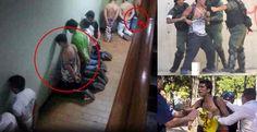 Aunque el Gobierno lo niega: Conoce las 10 formas de Torturas que se aplican en Venezuela | Diario de Venezuela
