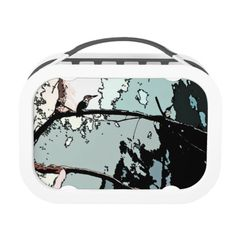 Birds in Paradise Lunch Box