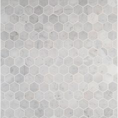 MS International Carrara White Hexagon 12 in. x 12 in. x 10 mm Polished Marble Mesh-Mounted Mosaic Floor and Wall Tile (10 sq. ft. /case) SMOT-CAR-2HEXP at The Home Depot - Mobile