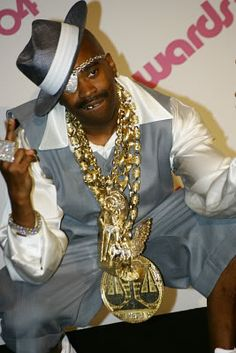 Jay Z 5 Kilo Yellow Gold Cuban Link Chain Splash Just
