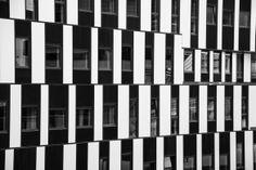 white stripes :: Architecture Photography by Benjamin Plocek Zebras, Vienna, Stripes, Black And White, Architecture, Pictures, Photography, House, Design