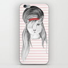 Surreal Amycat Phone Case