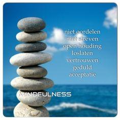 Factoren van mindfulness