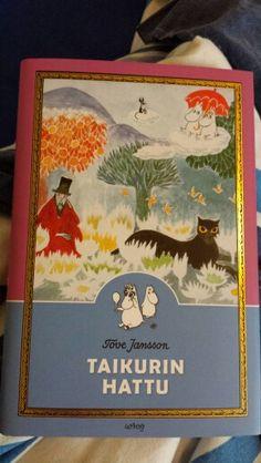 22.2 Book 1 Tove Jansson - Taikurin hattu, 140s.