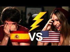 SPAIN VS USA PART 2 RONDA RELAMPAGO - Luzu y Lana