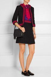 GucciTweed mini skirt