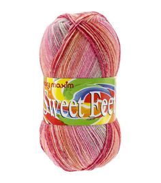 Candy -yarn Sweet Feet
