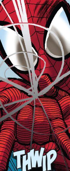 Spider-Man ....  Da Thwip