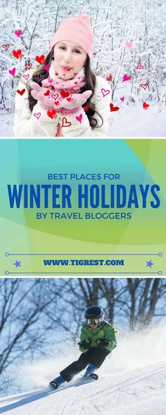 Best ideas for winter holidays - collection of destinations recommended by trave. Holidays Around The World, Travel Around The World, Holiday Destinations, Travel Destinations, Summer Holiday Outfits, Holiday Travel, Winter Travel, Travel Photos, Travel Articles