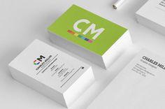 Personal Branding - Charles Miller by Charles Miller, via Behance