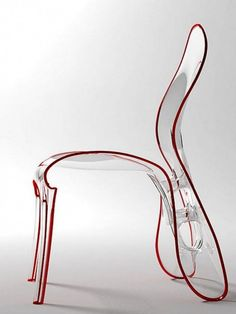 Patio Furniture Minimalist and Futuristic Design, Cala Chair by Velichko Velikov