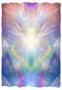 Angelight angel - artist Adrian Holland