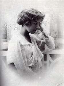 """""""Isak Dinesen""""(Baroness Karen von Blixen-Finecke) born Karen Christenze Dinesen, April 27, 1885, Rungsted, Denmark and died September 7, 1962, Rungsted, Denmark at age 77.  A Danish author."""