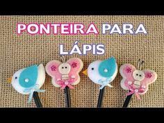 Passarinho feltro Passo a passo DIY - YouTube