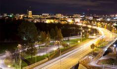 Oulu on yksi Pohjanmaan rannikon suurimpia kaupunkeja. Niitä on myös Kemi, Vaasa ja Kokkola. Kirjoittanut Olivia ja Vilmiina:)