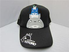 Totoro Snapback Baseball Anime Hat - OtakuForest.com