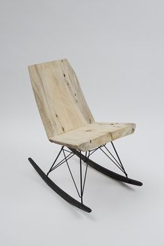 William Stone, Rocking Chair, 2009 //
