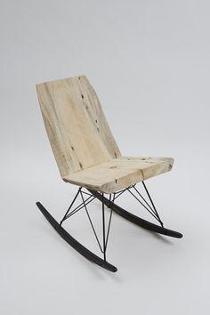 William Stone, Rocking Chair, 2009 //