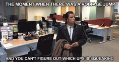 If Vincent Vega Was an IT Guy, What Would it Look Like?