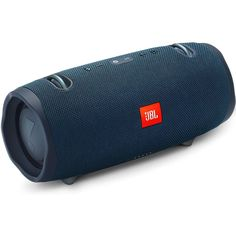 JBL Xtreme 2 Portable Waterproof Wireless Bluetooth Speaker Blue Renewed -- To view further for this item, visit the image link-affiliate link. Waterproof Bluetooth Speaker, Bluetooth Speakers, Portable Speakers, Xtreme, Best Speakers, Usb, Electronic Recycling, Audio Player, Samsung