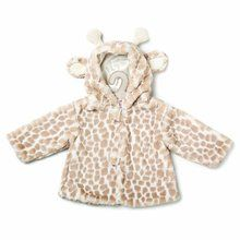Nat and Jules Giraffe Coat. Available at OurPamperedHome.com