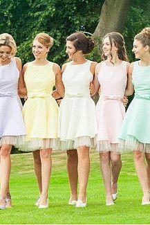 Short Bridesmaid Dresses UK Save Up To 80% Off - Okdress.uk.com