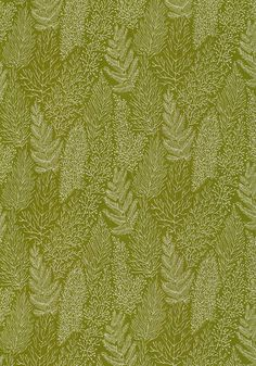 Stackhouse #fabric in #olive from the Anna French Aria collection. #Thibaut…