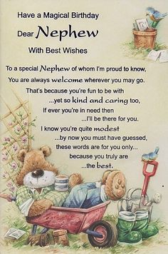May your wishes come true birthday fireworks card for nephew birthday quotes for a nephew google search bookmarktalkfo Gallery