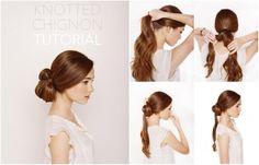 DIY: Spoločenský účes pre dlhé vlasy II. - KAMzaKRÁSOU.sk #kamzakrasou #krasa #tutorial #beauty #diy #health #hair #hairstyle #uces