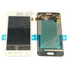 Ansamblu Display Ecran Afisaj Lcd Samsung Galaxy Core 2 G355 Alb