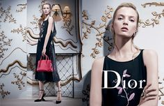 AD CAMPAIGN Christian Dior Fall/Winter 2013 by Willy Vanderperre