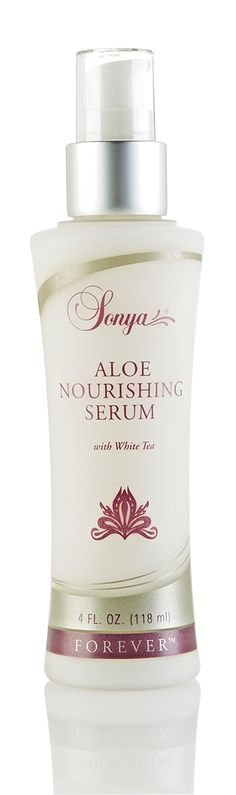 Forever Aloe Nourishing Serum preserves and replenishes your skin's moisture to maintain a beautiful complexion. http://wu.to/dR2X2r