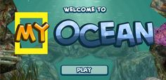 People playing My Ocean learn about food chains, ocean health, and conservation by adding organisms to different ocean ecosystems in this fun matching game.