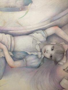 ALICE IN WONDERLAND BY KAORI OGAWA