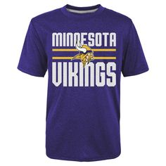 T-Shirt Minnesota Vikings Team Color XL,