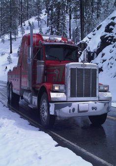 Ice road trucking