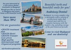 Are you interested in a dental treatment in Hungary?