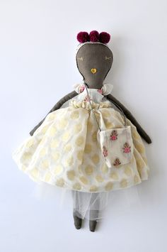 Jess Brown Dolls: Chloe