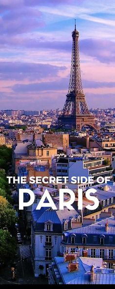 Explore the hidden side of Paris with us! http://crazzzytravel.com/paris-hidden-side-2014/