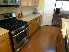 Tucson Indoor Concrete Floors