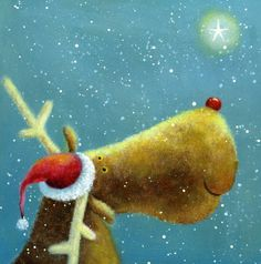 Album 2 « Gallery 13 « Christmas (by category) « Jan Pashley – Illustration / Design Christmas Scenes, Christmas Deer, Christmas Clipart, A Christmas Story, Christmas Pictures, Christmas Holidays, Charity Christmas Cards, Vintage Christmas Cards, Illustration Noel