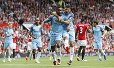 Manchester United vs Manchester City LIVE: Follow the derby action