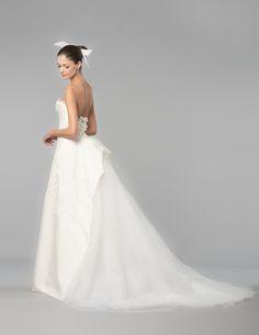 Carolina Herrera 'Deborah' Dress, Fall 2015