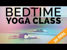 New free #yoga class - 30 min yoga sequence for before bed! This one has been requested - enjoy!
