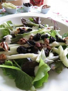 Throw together a gourmet salad with Chukar's Tart Cherry Pecan Salad. Totally Tart cherries have no added sugar.